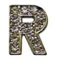 Bijoux lettre R